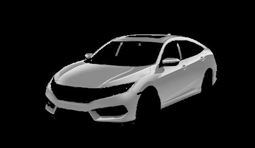 Цвета кузова Civic Sedan