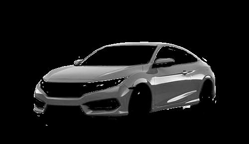 Цвета кузова Civic Coupe